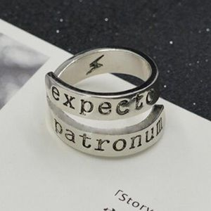 Jewelry - 🎁 Harry Potter | Expecto Patronum Wrap Ring